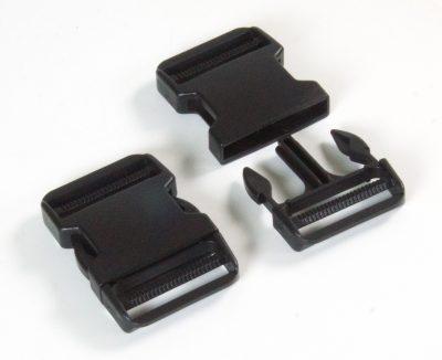 "2"" Side Lock Seat Buckles"