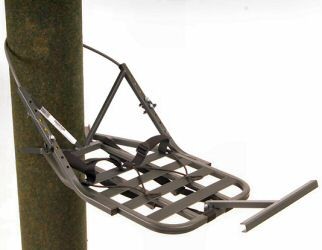 Cub Prowler Tree Stand With Leveling System Cougar Claw
